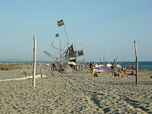 Spiaggia della Lecciona