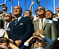 Spiro Agnew and Lyndon Johnson Watch the Apollo 11 Liftoff - GPN-2002-000068 (cropped).jpg
