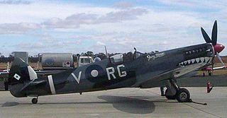 Supermarine Spitfire (late Merlin-powered variants) Late Merlin-powered variants of the Supermarine Spitfire