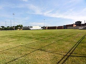 Sportsman's Park - Image: Sportsman's Park site 2012 1