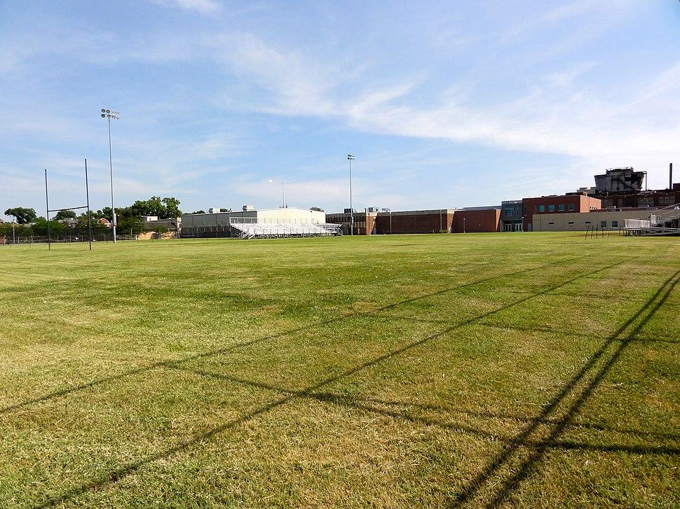 Sportsman's Park site 2012-1