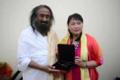 Sri Sri Ravi Shankar with Sattva Zhang.webp