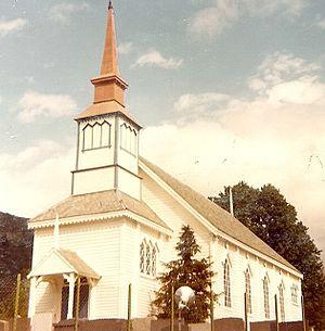 Stårheim - Stårheim Church