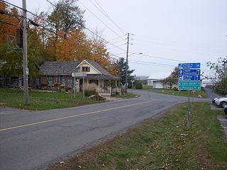 Saint-Joseph-du-Lac, Quebec Municipality in Quebec, Canada