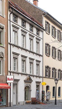 Sankt-Stephans-Platz in Konstanz