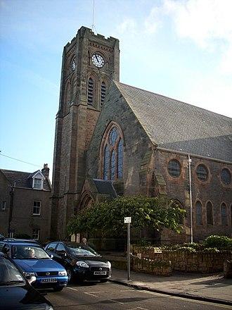 John Blackadder (preacher) - St Andrew Blackadder Church, North Berwick, named after John Blackadder