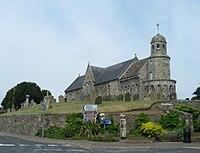 St. Athernase Church, Leuchars, Fife, Scotland.JPG