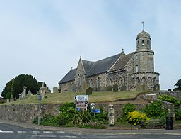 St. Athernase Church, Leuchars, Fife, Scotland.JPG
