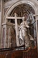 St. Peter's Basilica, Statue of St. Helena by Andrea Bolgi (48466447396).jpg