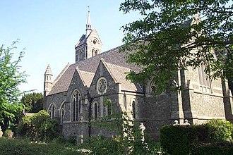 Bardon, Leicestershire - Image: St. Peter, Bardon geograph.org.uk 119131