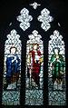 St. Petroc's church Harford - East window - geograph.org.uk - 1419084.jpg
