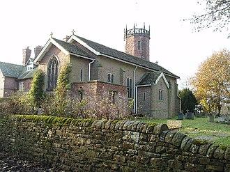 Over Alderley - Image: St Catherine's Church, Over Alderley