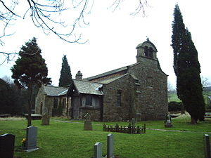 Claughton, Lancaster - Image: St Chad's Church, Claughton