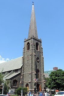 St. Georges Church (Queens) United States historic place