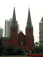 Xujiahui Cathedral