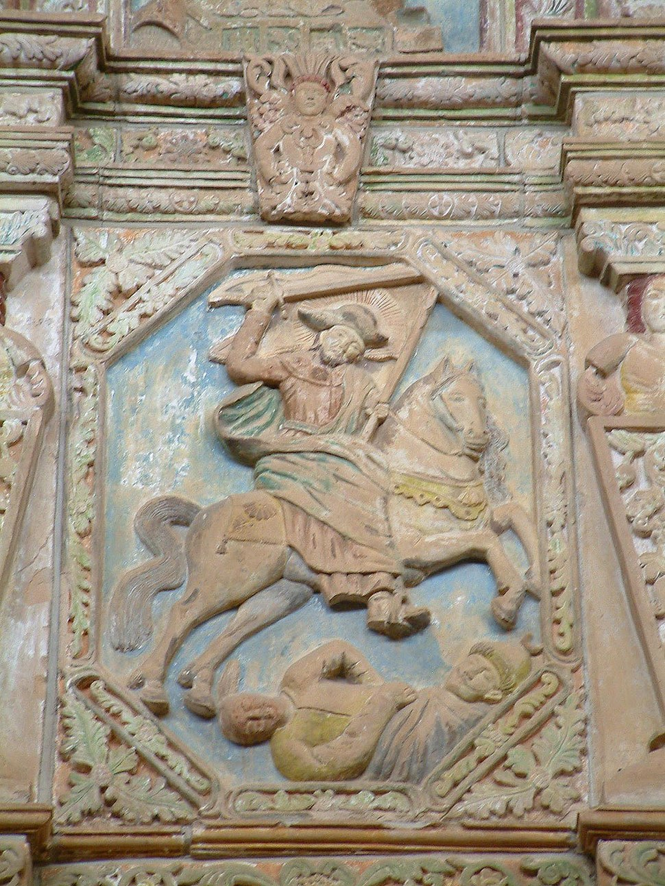 St James -Cristo del Rey