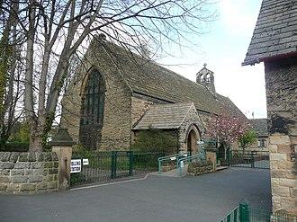 Horbury - St John's Church, Horbury Bridge