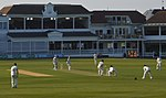 St Lawrence Ground, Canterbury - Kent vs Gloucestershire 2017 (33085310154).jpg