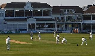 St Lawrence Ground Cricket ground