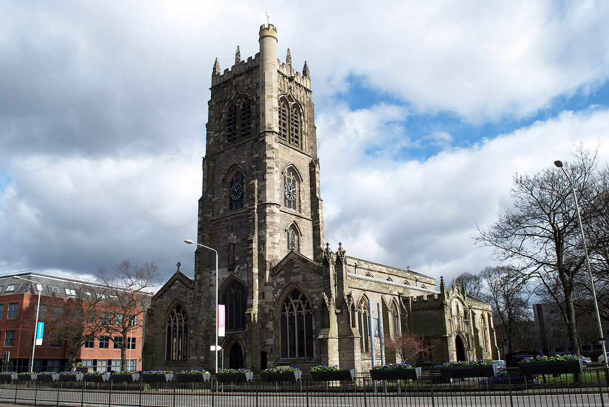 St Margaret's Church, Leicester - Wikipedia