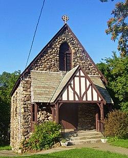 St Mark's Episcopal Chapel, Fort Montgomery, NY.jpg