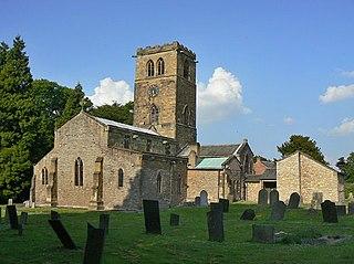 St Marys Church, Clifton Church