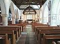 St Mary the Virgin, Woodnesborough, Kent - East end - geograph.org.uk - 326006.jpg