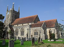 St Mary the Virgin Church, Hailsham.JPG