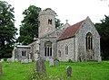St Michael, Aslacton, Norfolk - geograph.org.uk - 851735.jpg
