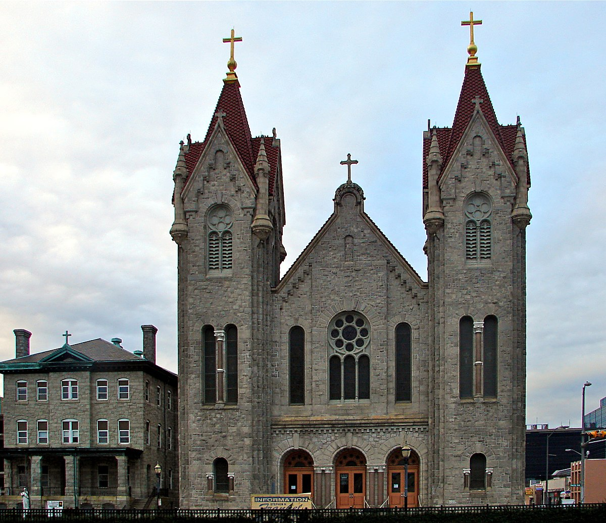 Episcopal Church Atlantic City
