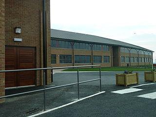 St Patricks Grammar School, Downpatrick Grammar school in Downpatrick, County Down, Northern Ireland
