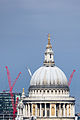 St Paul's Cathedral from Monument 2014.jpg