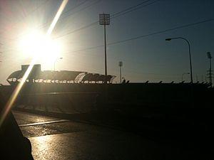Tripoli Municipal Stadium - Tripoli Municipal Stadium