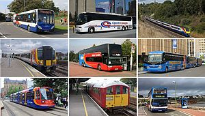 Stagecoach Group - Stagecoach Group is a provider of bus, rail, and tram transportation services and is an operator of bus and tour services in the United Kingdom and North America.