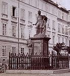 Stanisław Jabłonowski monument in Lviv
