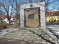 Stanisław Maczek monument in Gdańsk.JPG