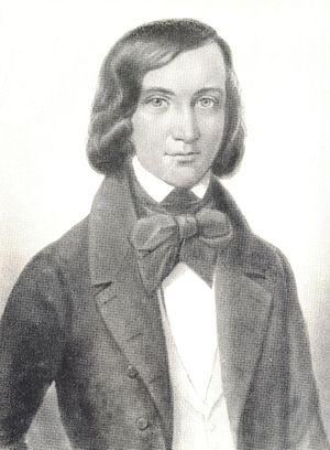 Nikolai Stankevich - Image: Stankevich