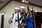 Star-Spangled Spectacular recognition at Baltimore Orioles baseball game 140913-N-WX580-038.jpg