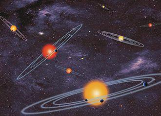 Was Ist Ein Exoplanet