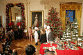 State Dining Room Christmas reception 2006.jpg