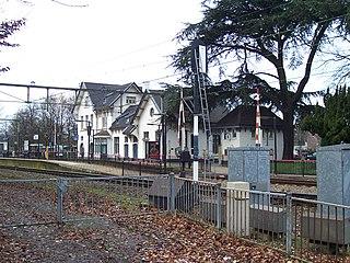 Meerssen railway station