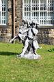 Statue, Rock Nook Mill - geograph.org.uk - 1238982.jpg