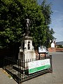 Statue for Christopher Marlowe in Canterbury.jpg