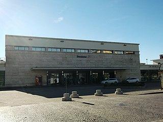 Asti railway station railway station