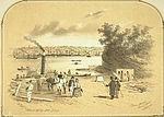 Steam ferry north shore Sydney 1856.jpg