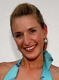 German singer and television presenter