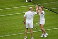 Steffi Graf and Andre Agassi (Wimbledon 2009) 2.jpg