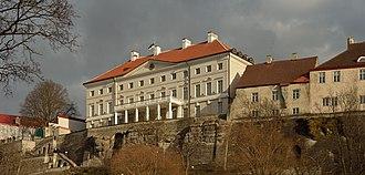 1792 in architecture - Stenbock House, Tallinn