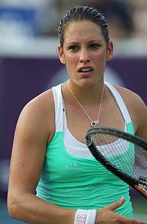 Stéphanie Dubois Canadian tennis player