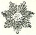 Ster Tweede Klasse Orde van de Leeuw en de Zon Perzie door Gritzner.jpg